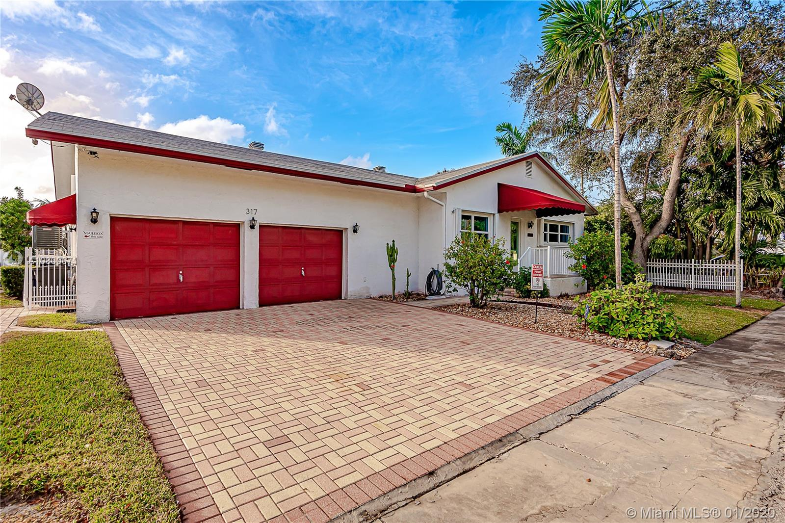 DON'T MISS THIS RARE OPPORTUNITY**EAST OF US 1**MOVE RIGHT IN THIS ABSOLUTE BEAUTY.**SET UP AS A SUPER SPACIOUS 2/2 PLUS FAMILY ROOM ON ONE SIDE AND A FULL 1 BEDROOM IN LAW QUARTER ATTACHED COMPLETE WITH AN 80 FT DOCK** MINUTES FROM FT LAUD AIRPORT AND THE BEACH**NO NEED TO CRUISE YOUR BOAT AN HOUR TO REACH THE OCEAN AS THIS ONE IS JUST MINUTES FROM THE INTRACOASTAL WATERWAYS AND NO FIX  BRIDGES ON TOP OF THAT**SUPER SPACIOUS 3000 S.F.PRICED RIGHT**LOOKS RIGHT**SEPERATE MOTHER-LAW-QUARTERS**2 CARS GARAGE**80 FT WATERFRONT AND DOCK SPACE THAT COULD BE USED AS EXTRA INCOME**HEATED POOL W BUILT-IN SPA**NEW HURRICANE WINDOWS, 2 CAR GARAGE, **TOTALLY REMODELED AND SO MUCH MORE...