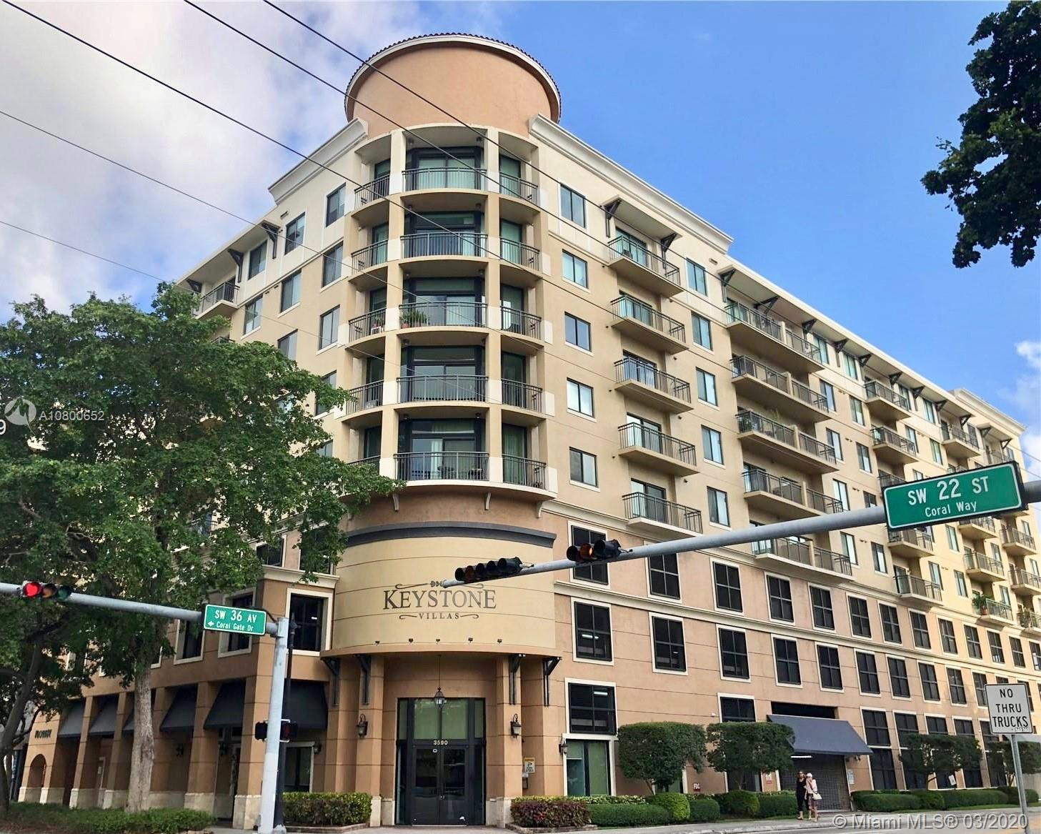 3590  Coral Way #903 For Sale A10800652, FL