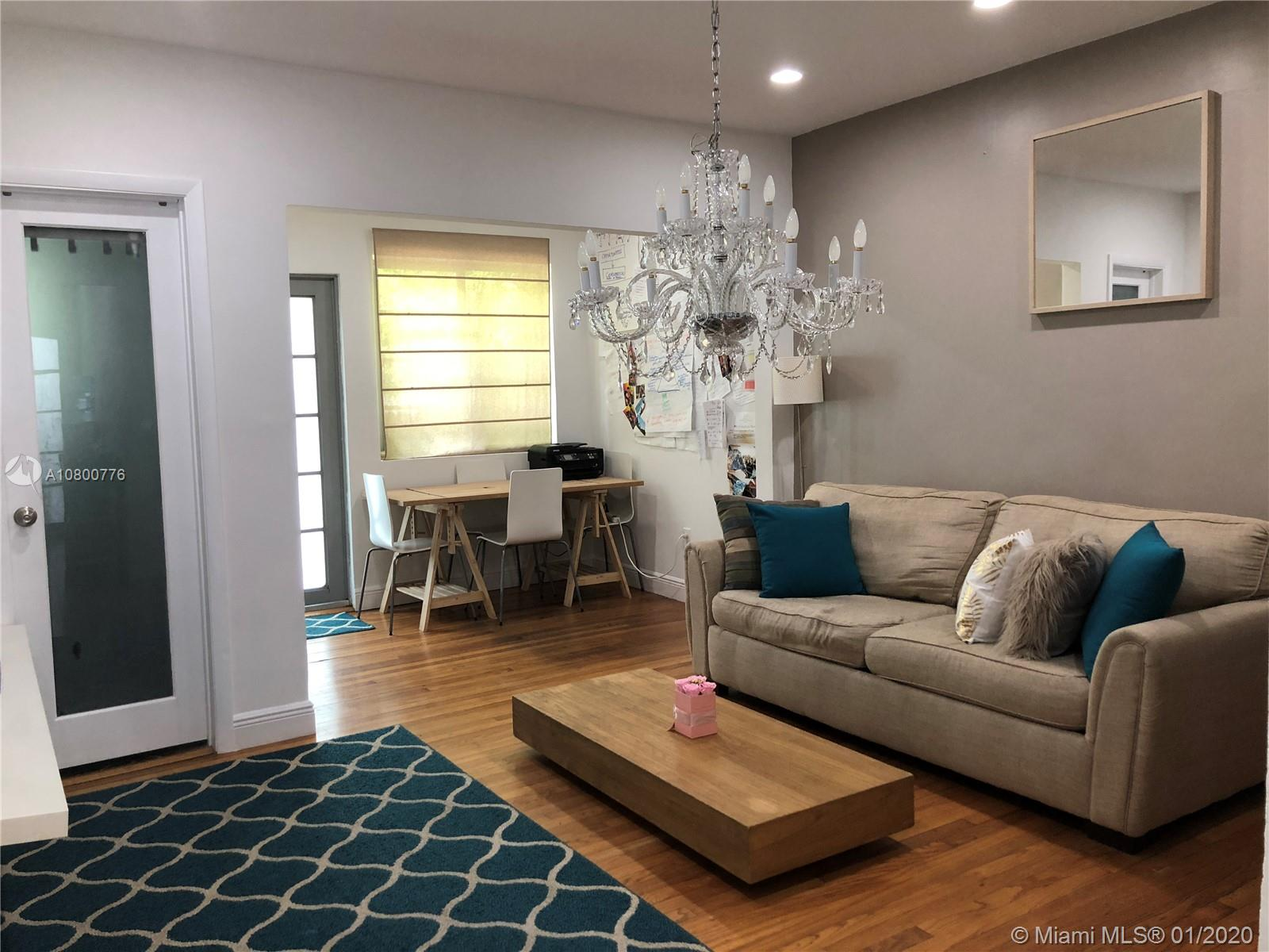 744  Lenox Ave #4 For Sale A10800776, FL