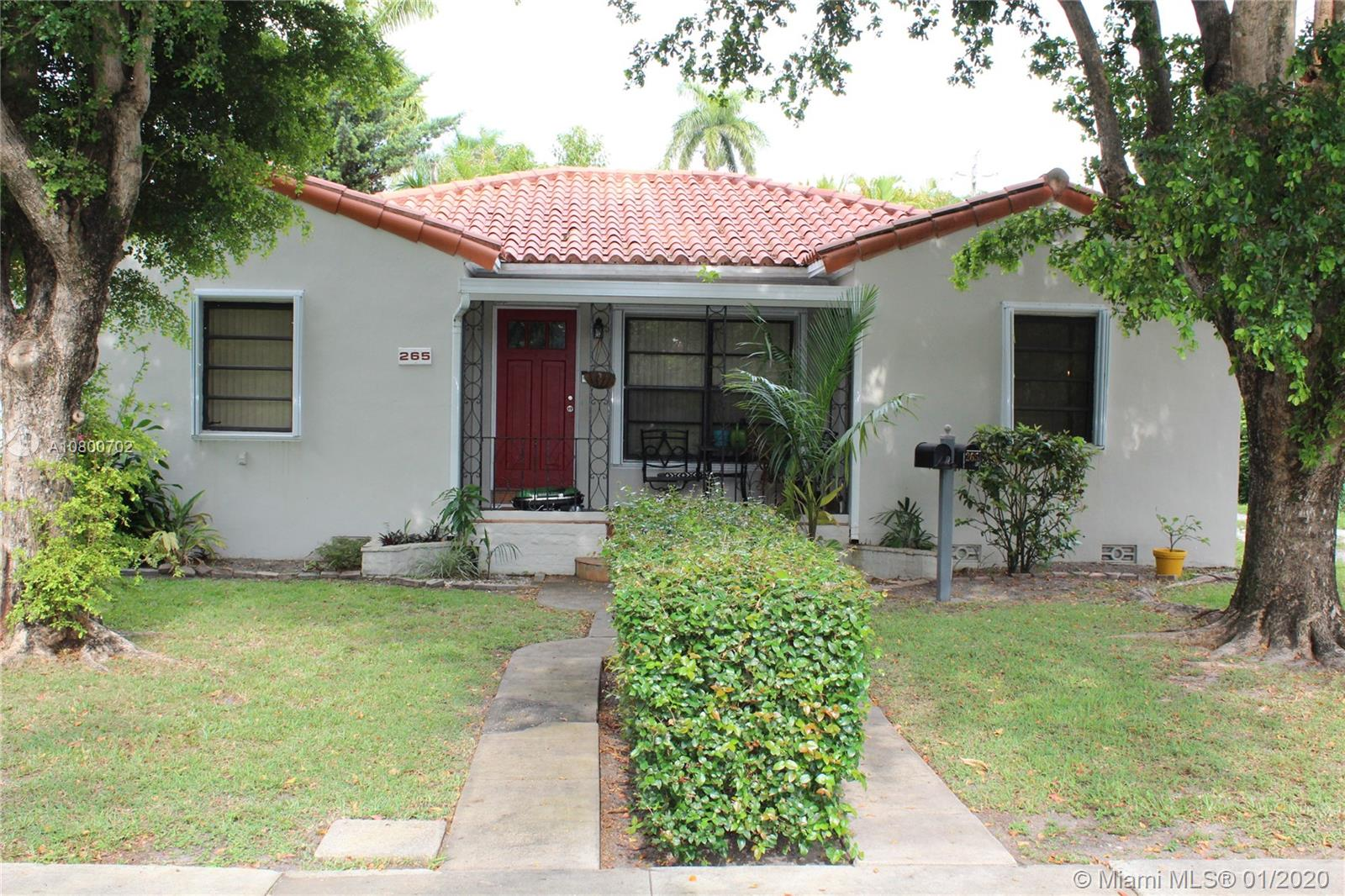 265  Reinette Drive #Home For Sale A10800702, FL