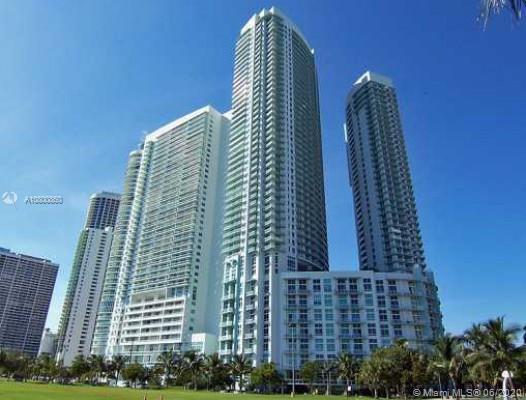 Beautiful 02 line  2 bedroom 2.5 bath residence at Quantum On The Bay in popular Edgewater . Across from Margaret Pace Park and Marina, wrap-around balcony with unobstructed views of Biscayne Bay and Ocean. Located by Biscayne Blvd, a short 5 minute drive to South Beach, Wynwood, Midtown & Design District This luxury residence offers a large gym, spa, 2 swimming pools, recreation room, security, resident lounge, theater. Comes 2 parking. Extra parking generally cost around $30000