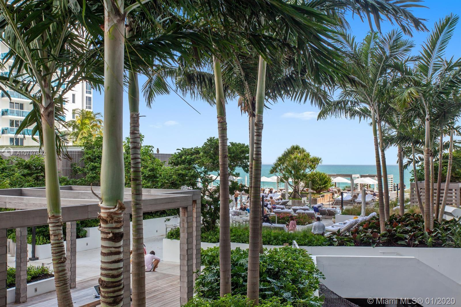 2301  Collins Ave #419 For Sale A10797842, FL
