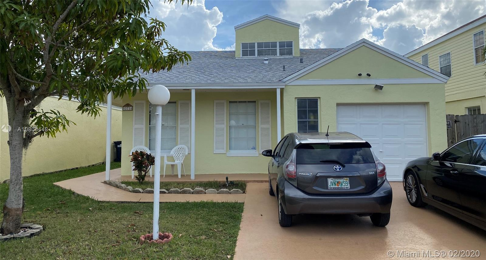 12718 SW 145th St  For Sale A10800448, FL