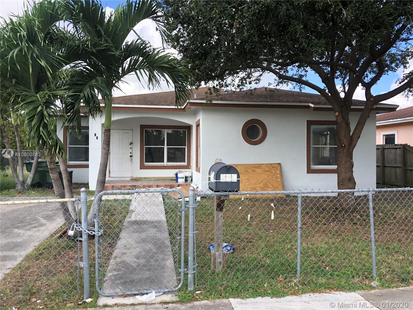 122 NW 6th Ave  For Sale A10800883, FL