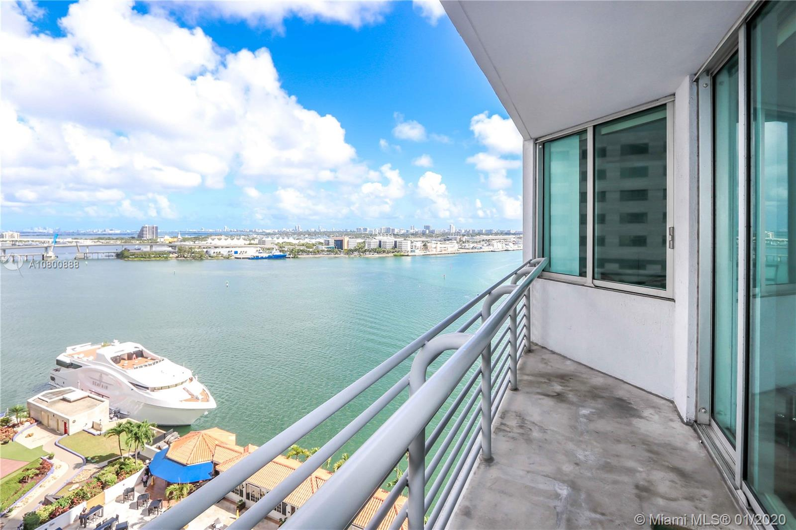 335 S Biscayne Blvd #2506 For Sale A10800888, FL