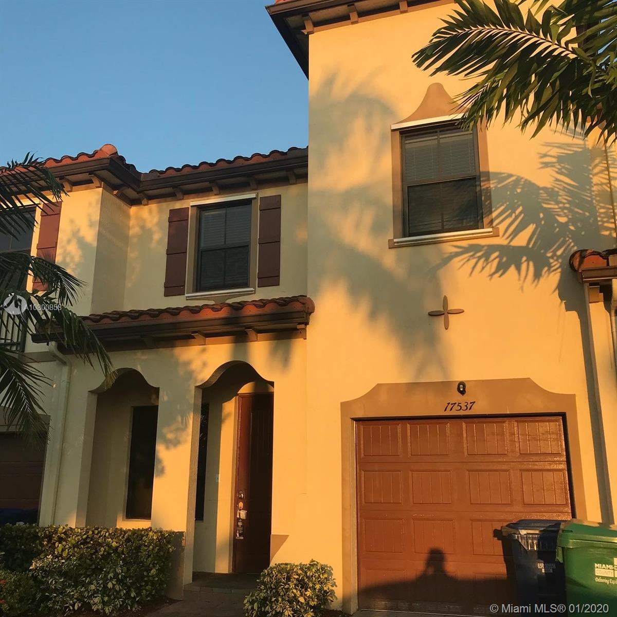 17537 SW 153rd Path #17537 For Sale A10800858, FL