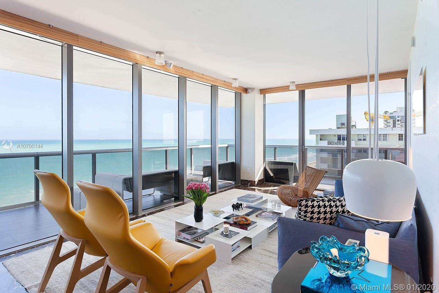 5875  Collins Ave #1702 For Sale A10790144, FL