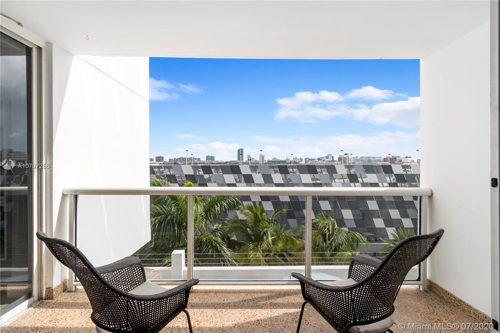 1800  Sunset Harbour Dr #715 For Sale A10797285, FL
