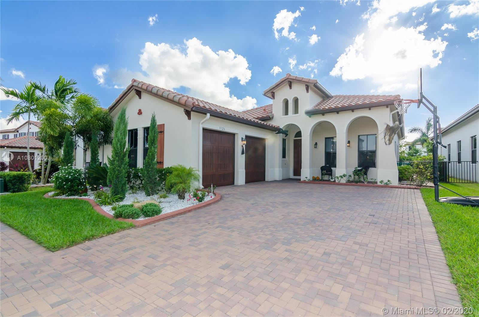 3126 NW 83rd Way #3126 For Sale A10801200, FL