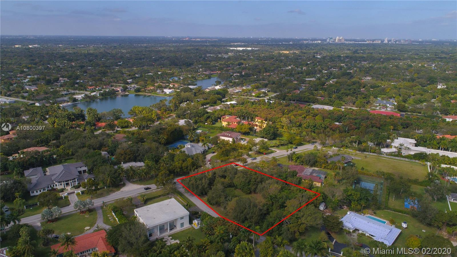 13901  Old Cutler Rd  For Sale A10800397, FL