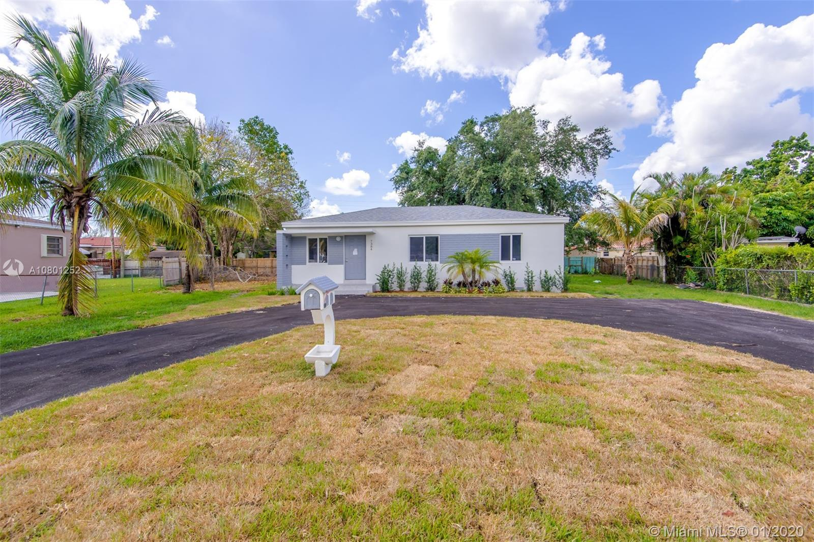 7384 SW 19 St Rd  For Sale A10801252, FL