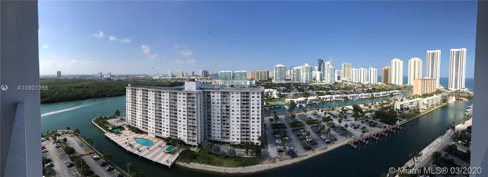 500  Bayview Dr #2117 For Sale A10801366, FL