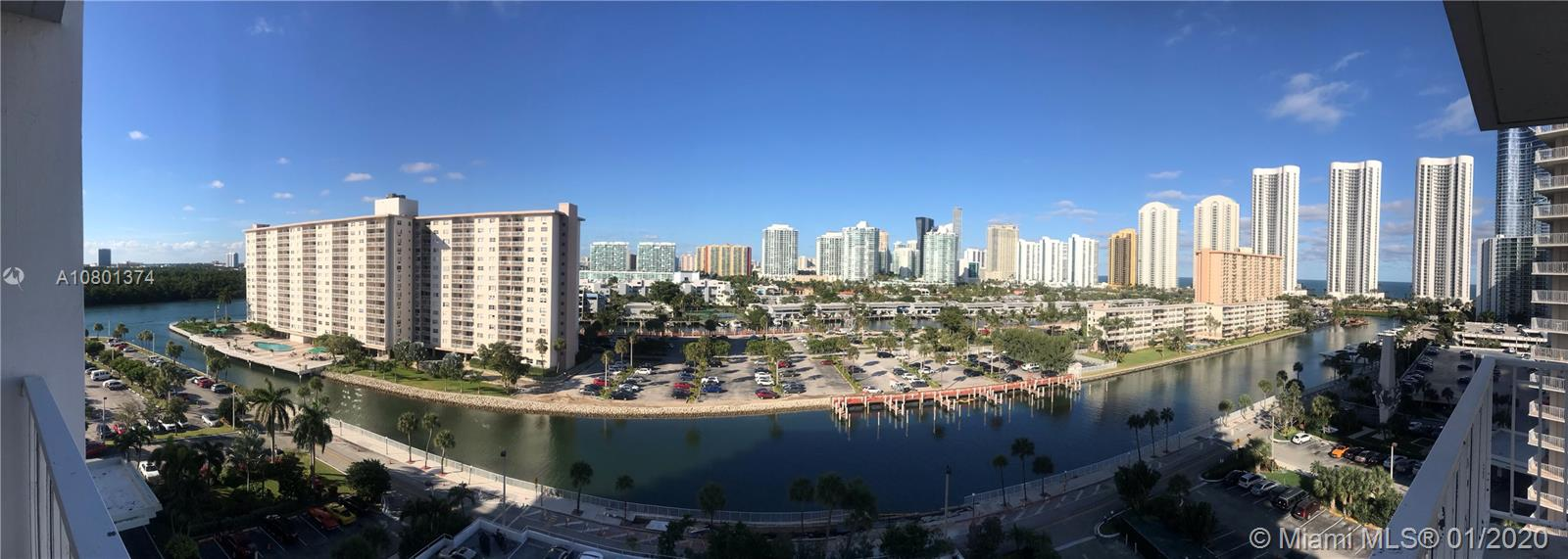 500  Bayview Dr #1031 For Sale A10801374, FL