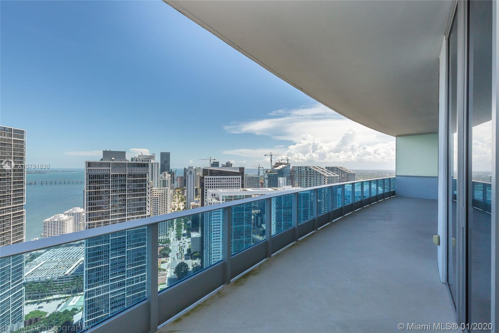 200  Biscayne Boulevard Way #5204 For Sale A10791836, FL