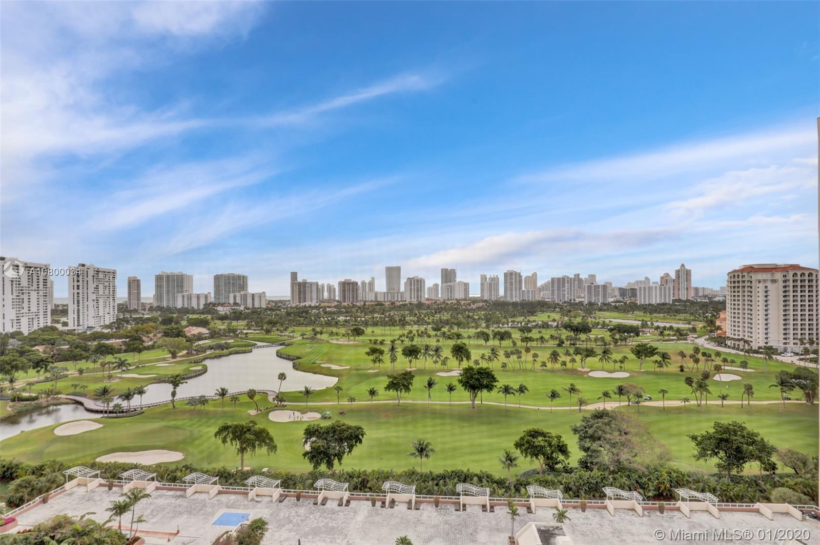 20301 W Country Club Dr #1727 For Sale A10800034, FL