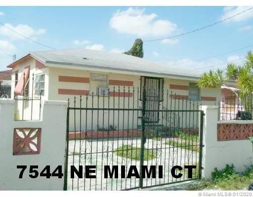 7544 NE Miami Ct  For Sale A10801432, FL