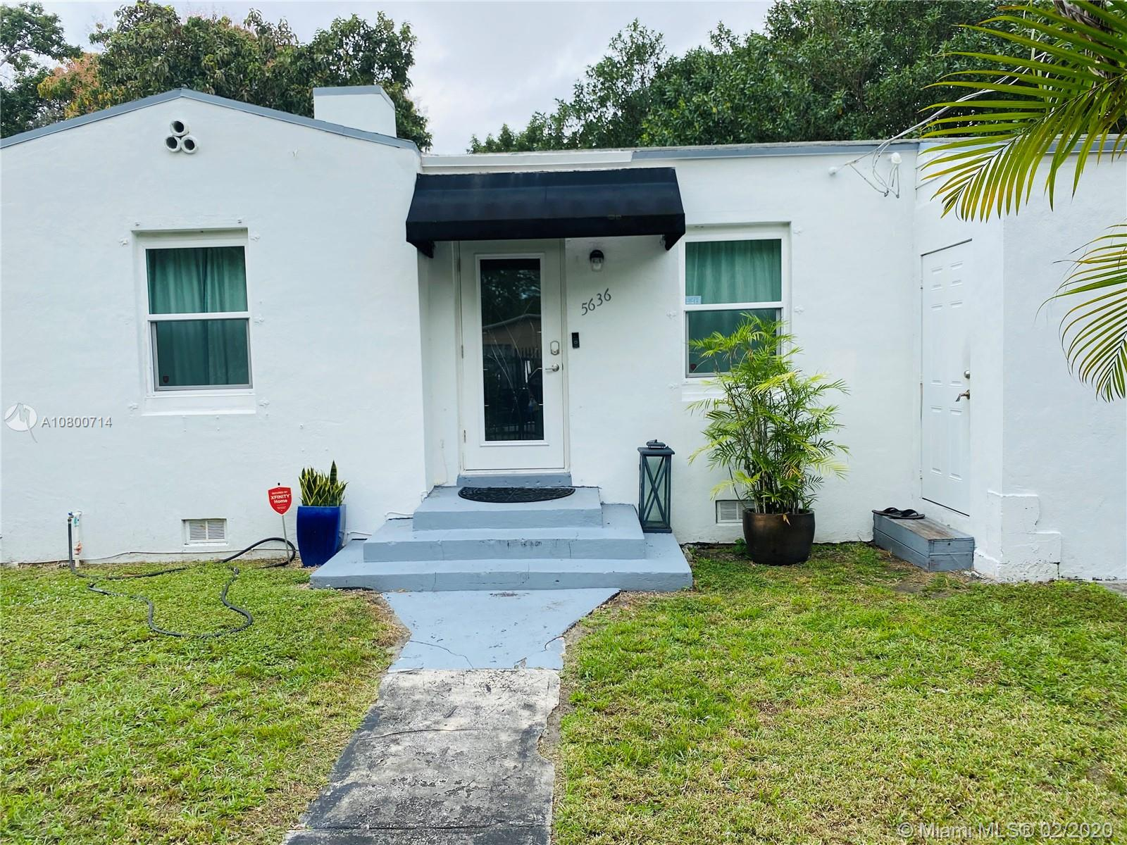 5636 NW 4th Ave  For Sale A10800714, FL