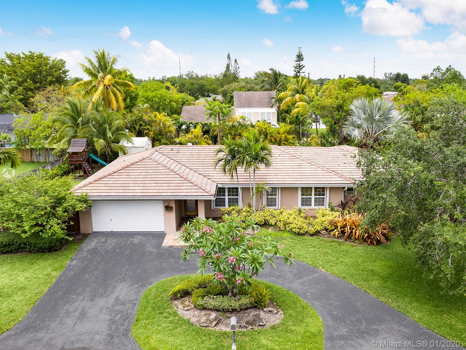 8501 SW 180th St  For Sale A10801693, FL