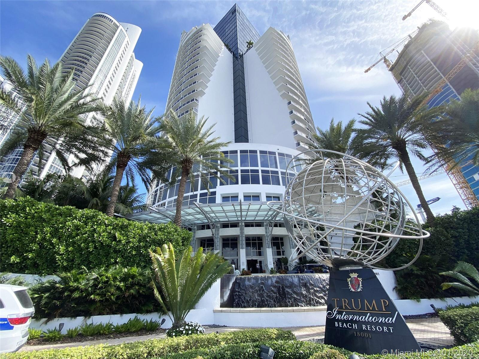 18001  Collins Ave #917 For Sale A10801072, FL