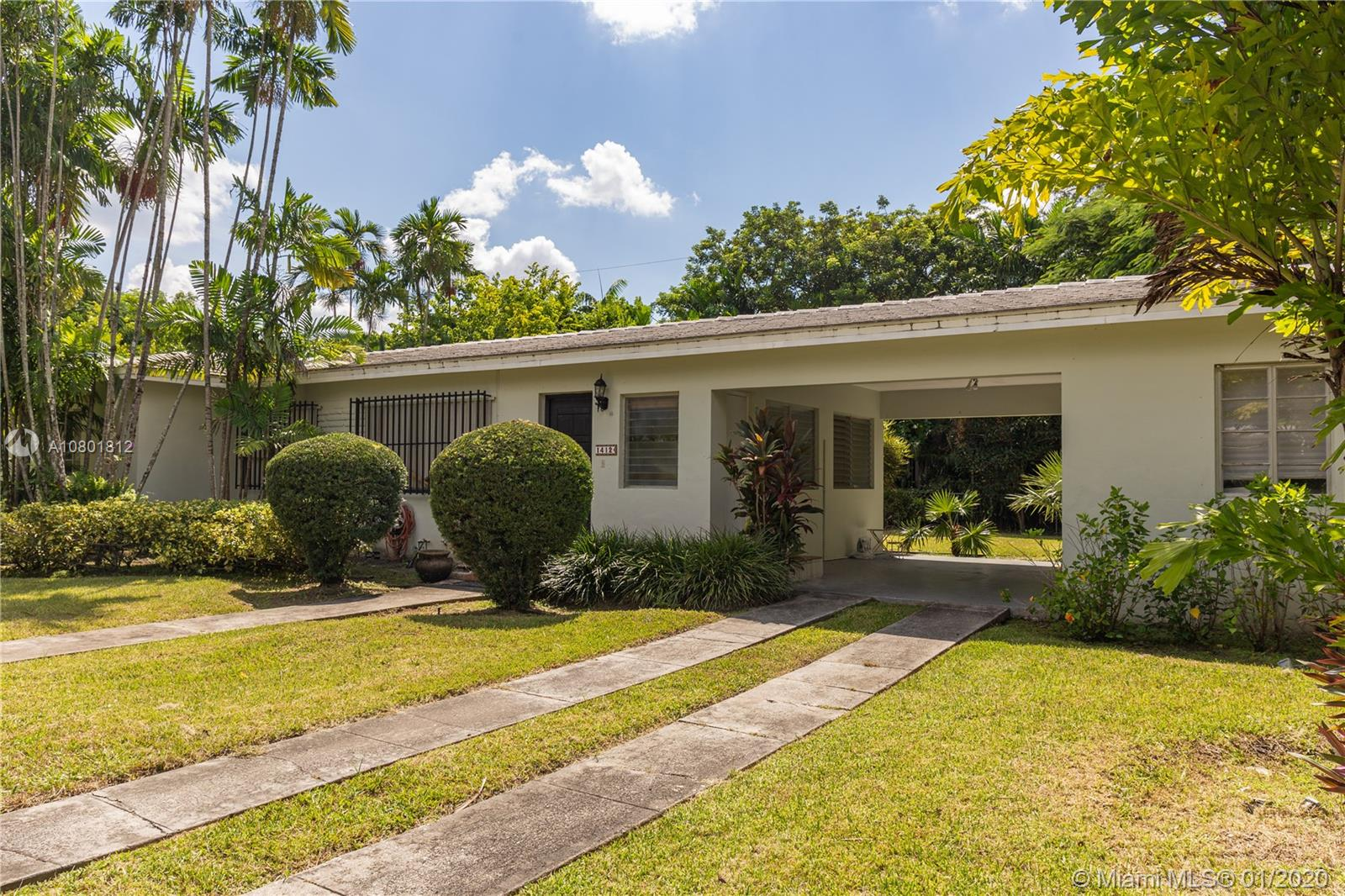 1412  Madrid St  For Sale A10801812, FL