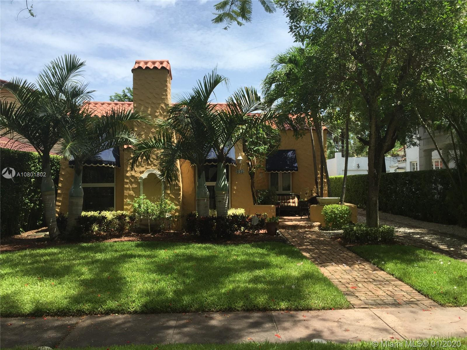 645  Minorca Ave  For Sale A10801802, FL