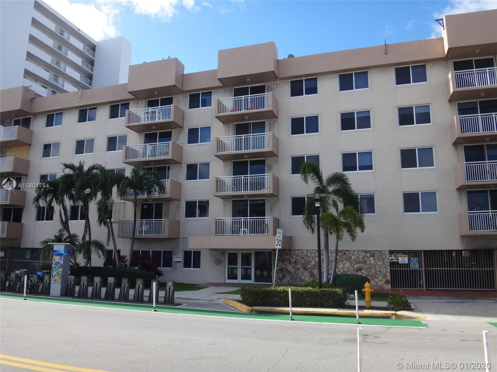 1666  West Ave #307 For Sale A10801754, FL