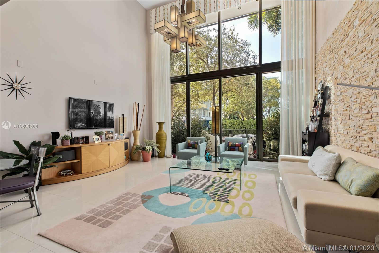 6000  Collins Ave #124 For Sale A10800856, FL