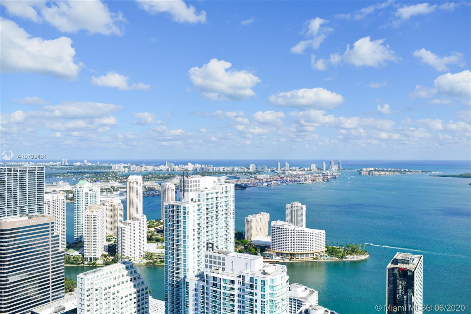 1000  Brickell Plaza #3802 For Sale A10799491, FL