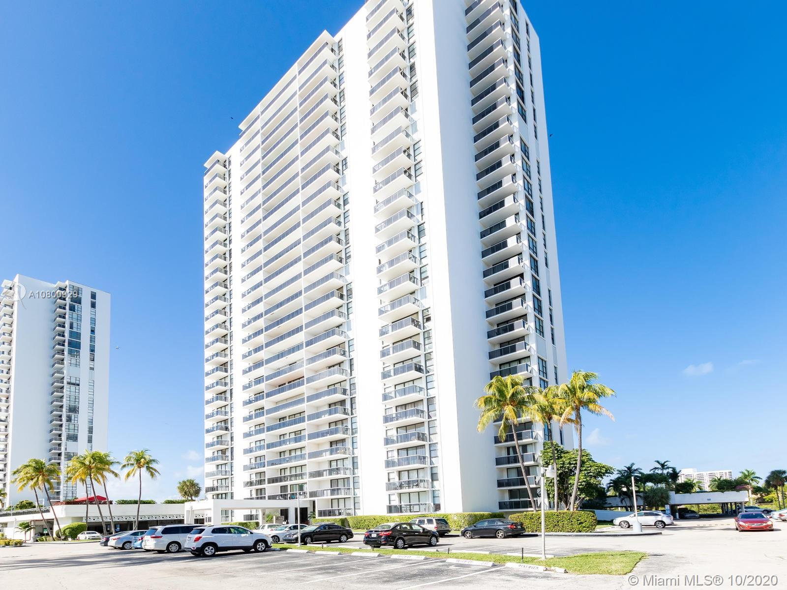 3675 N Country Club Dr #501 For Sale A10800929, FL
