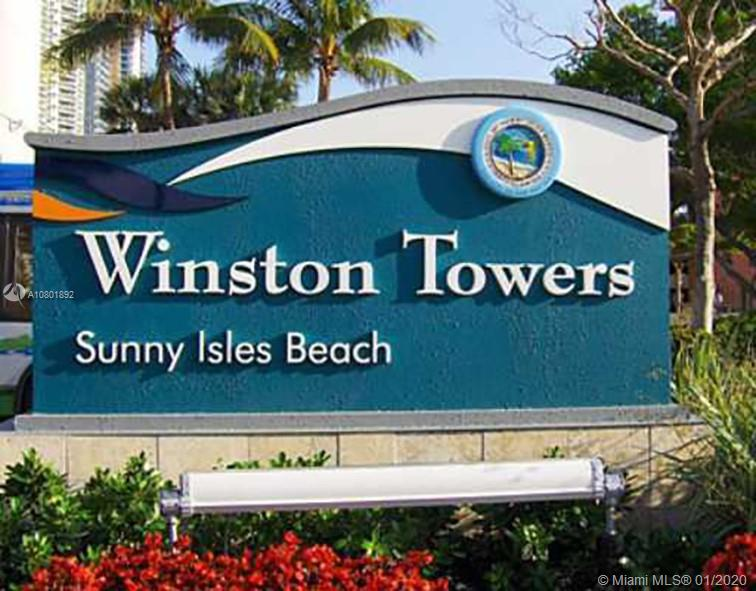 290  174th St #414 For Sale A10801892, FL