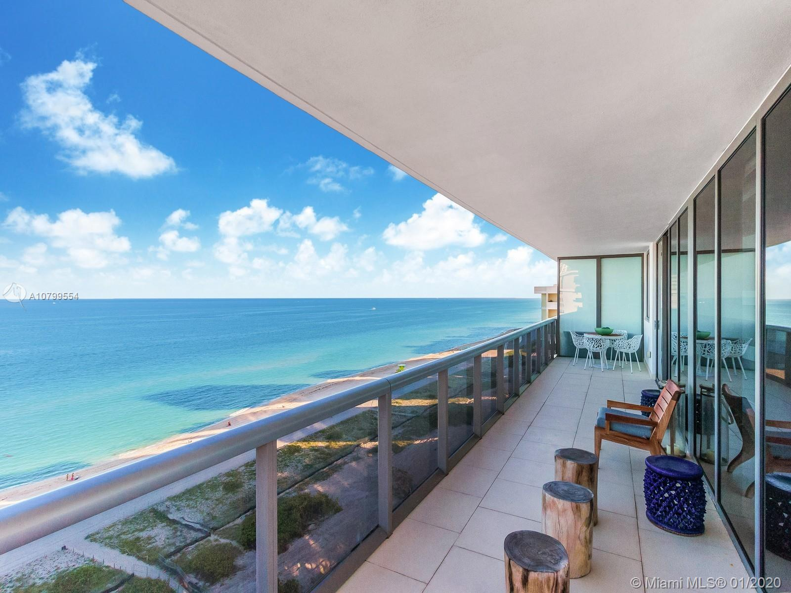 5875  Collins Ave #1701 For Sale A10799554, FL