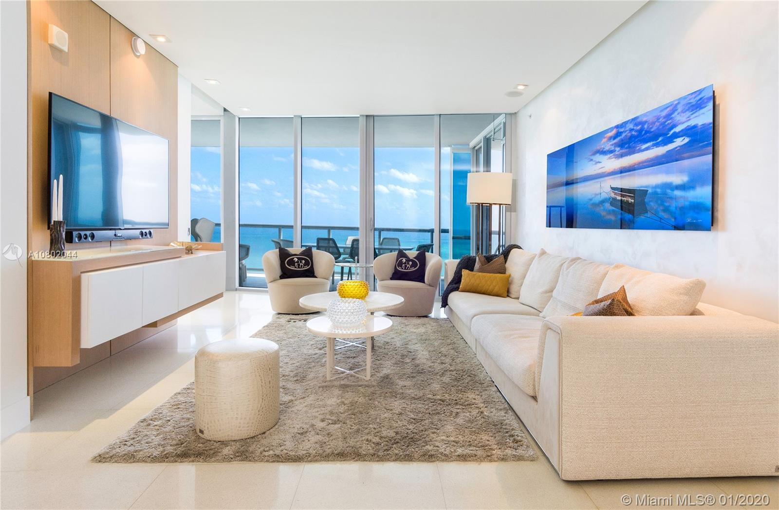 17121  Collins Ave #3706 For Sale A10802044, FL