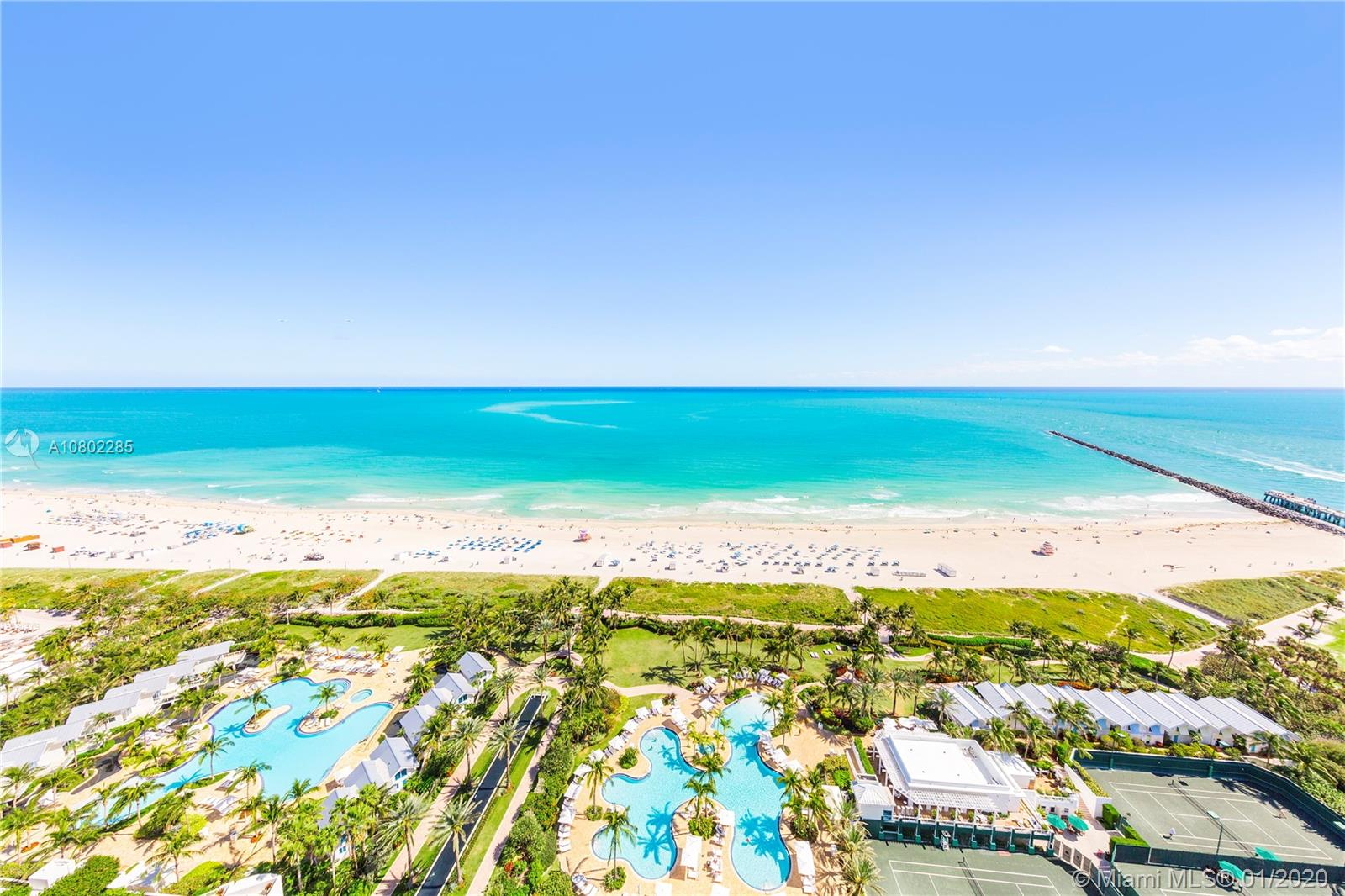 100 S Pointe Dr #2507 For Sale A10802285, FL