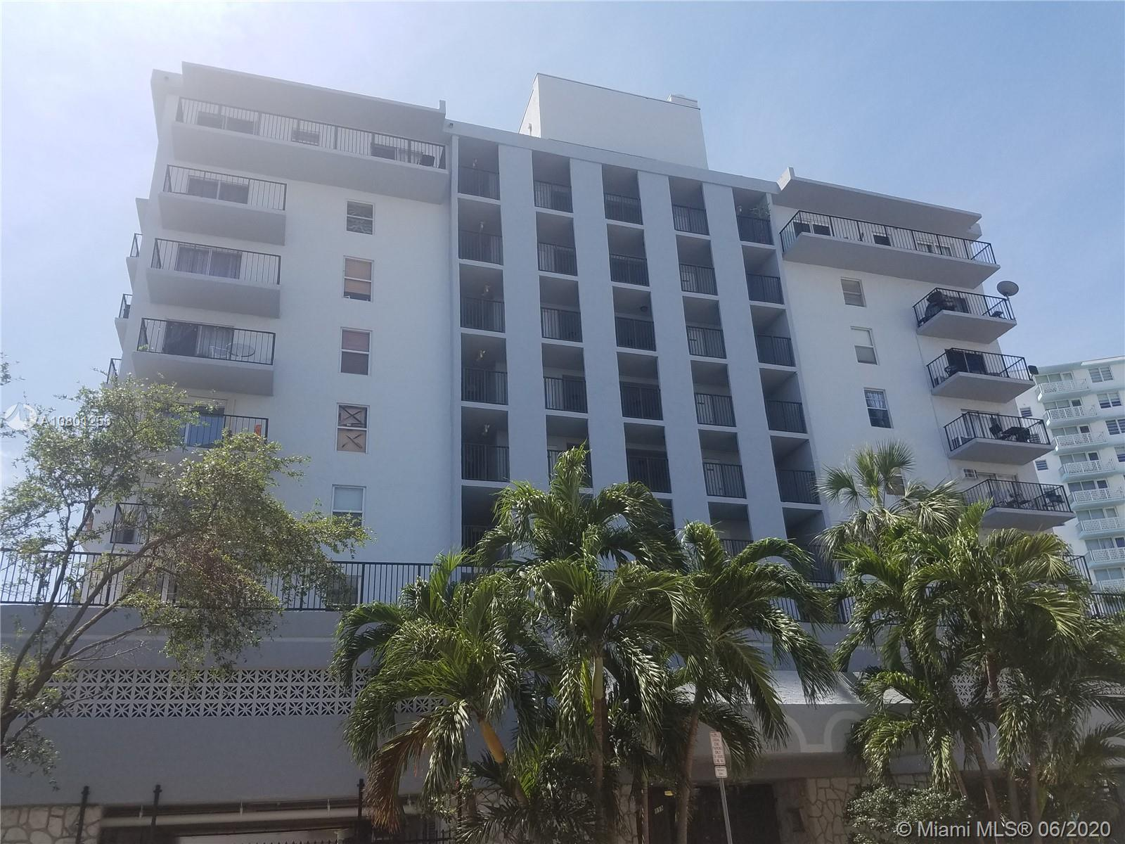 899  West Ave #3F For Sale A10801253, FL