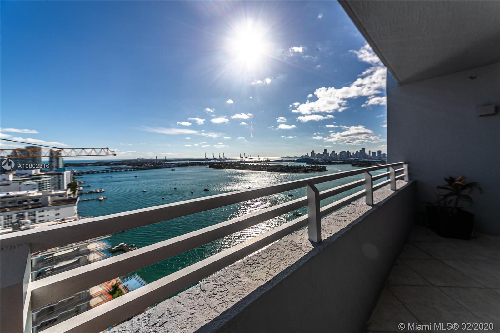 1330  West Ave #2604 For Sale A10802316, FL