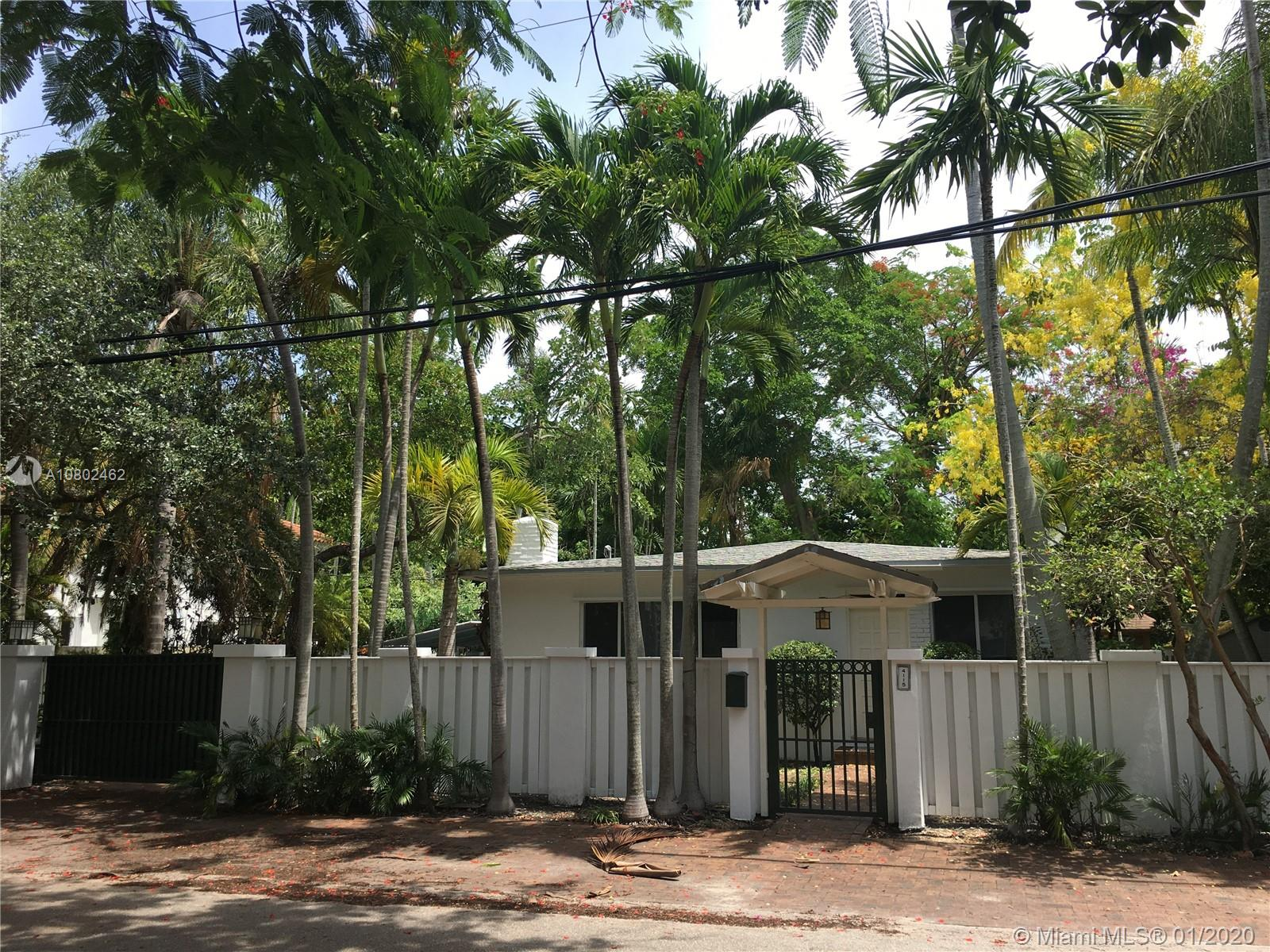 4115  Park Ave  For Sale A10802462, FL