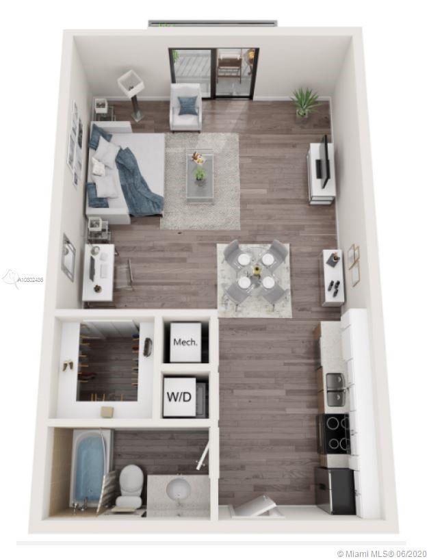 18301 S Dixie Hwy #321 For Sale A10802486, FL