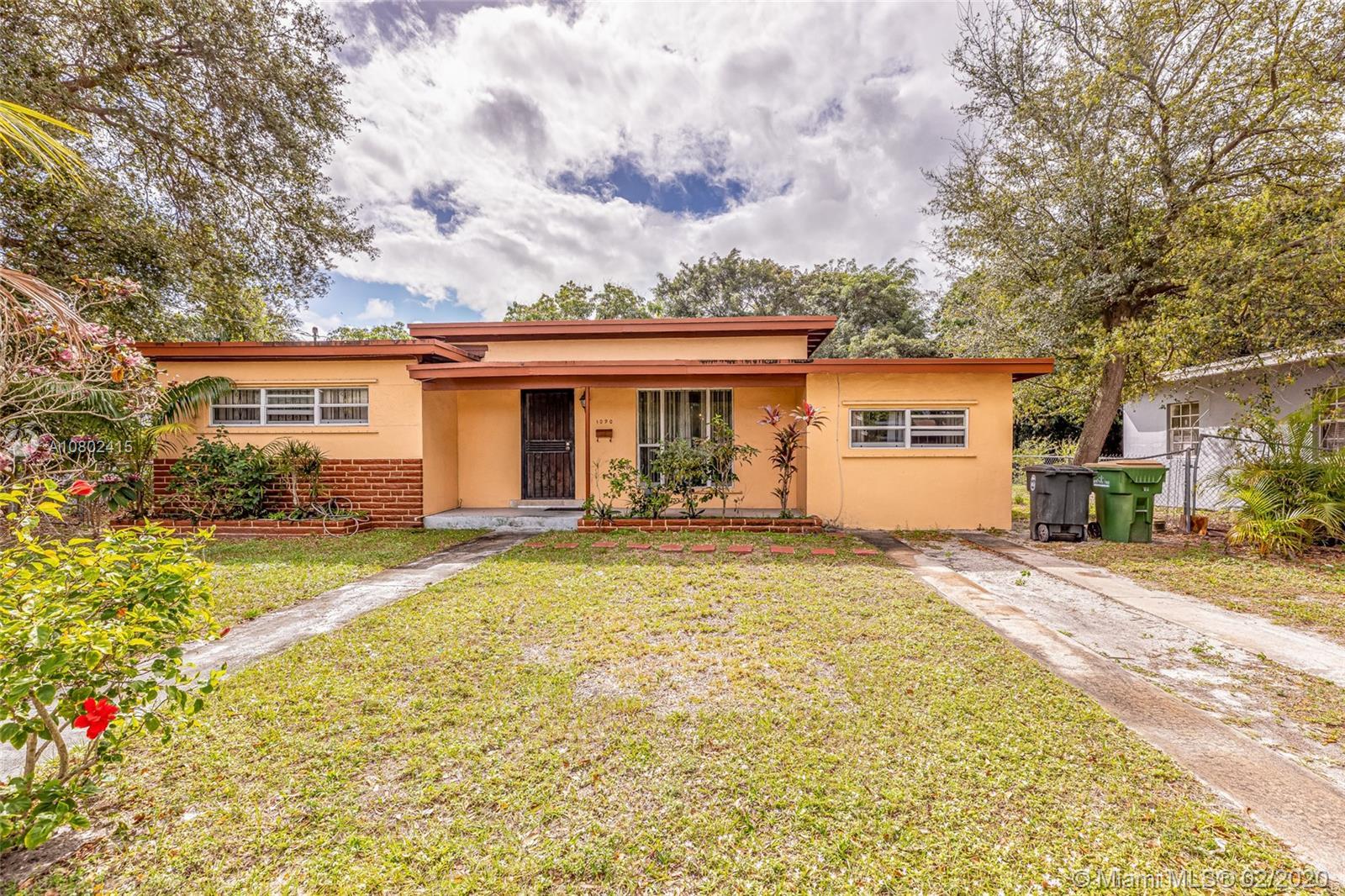 1090 NE 145th St  For Sale A10802415, FL