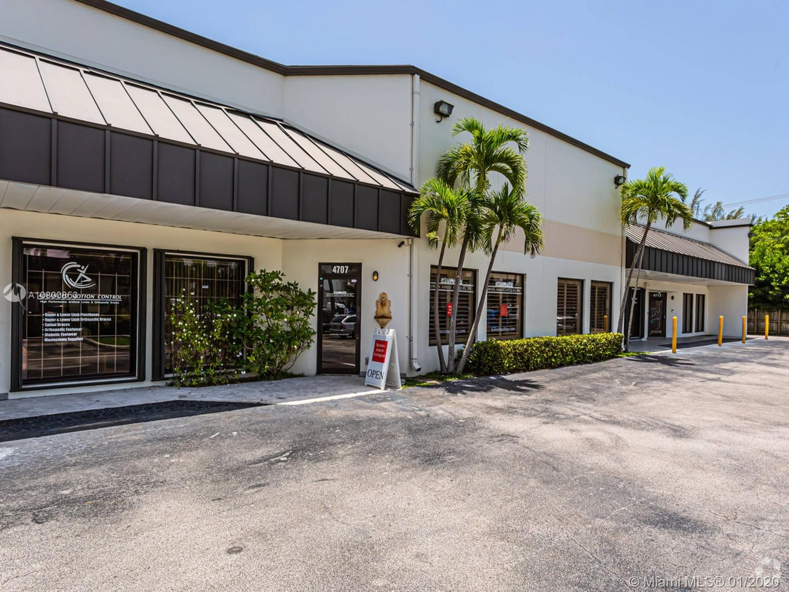 4707 SW 72nd Ave  For Sale A10800853, FL