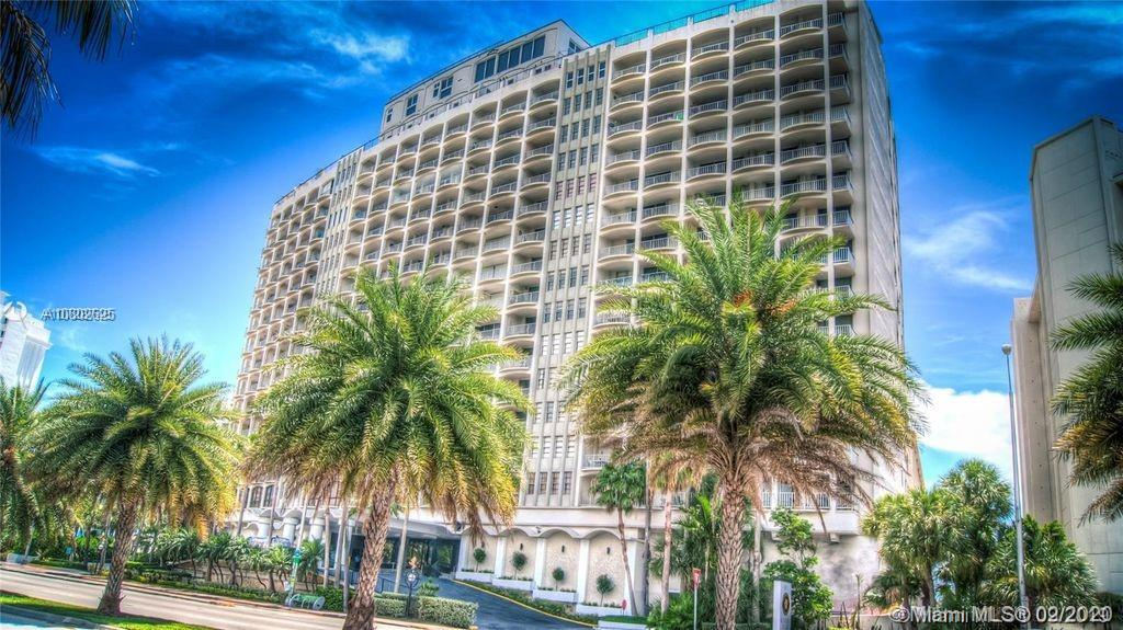 5401  Collins Ave #316 For Sale A10802625, FL