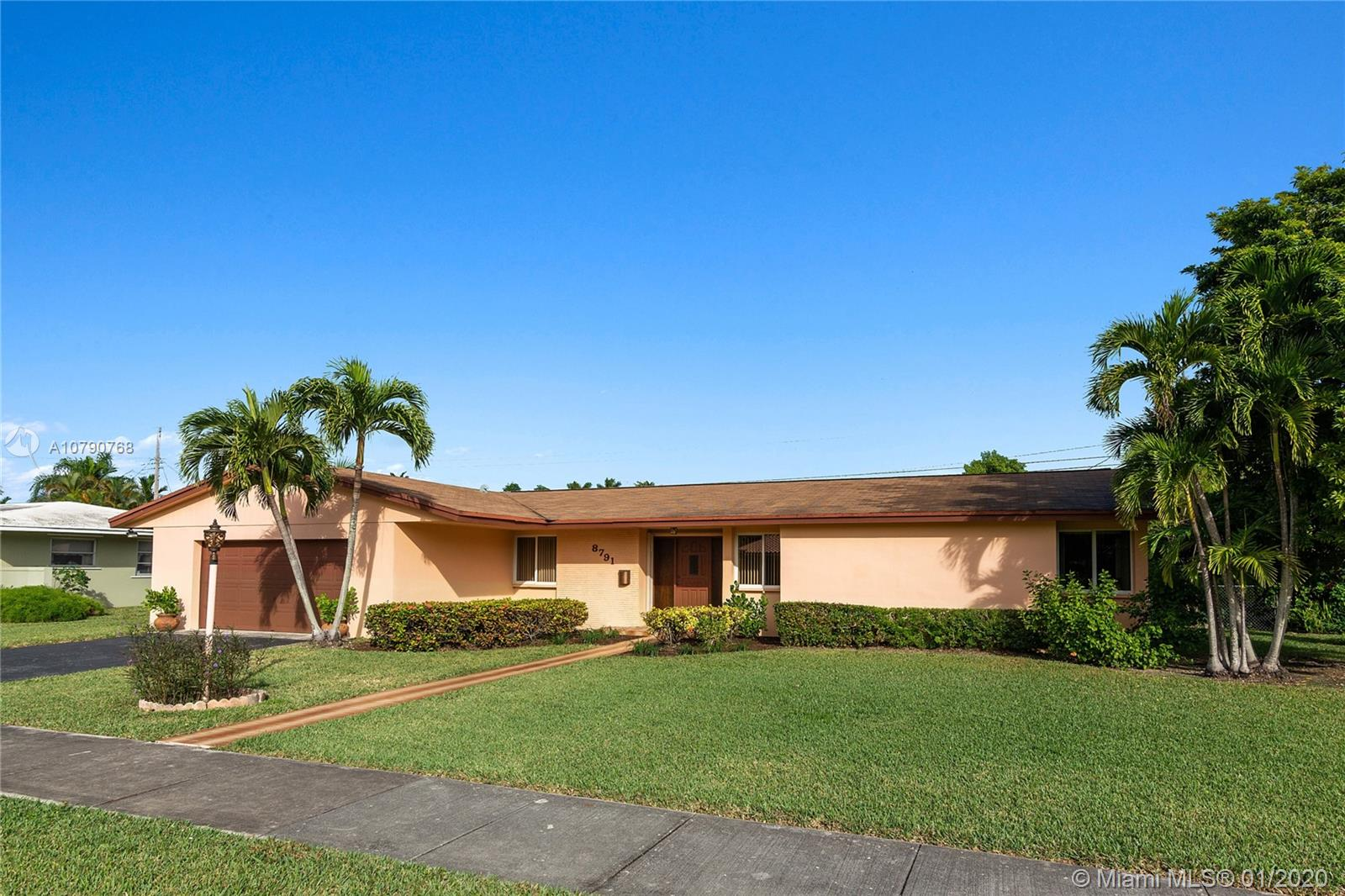 8791 SW 85th Ter  For Sale A10790768, FL