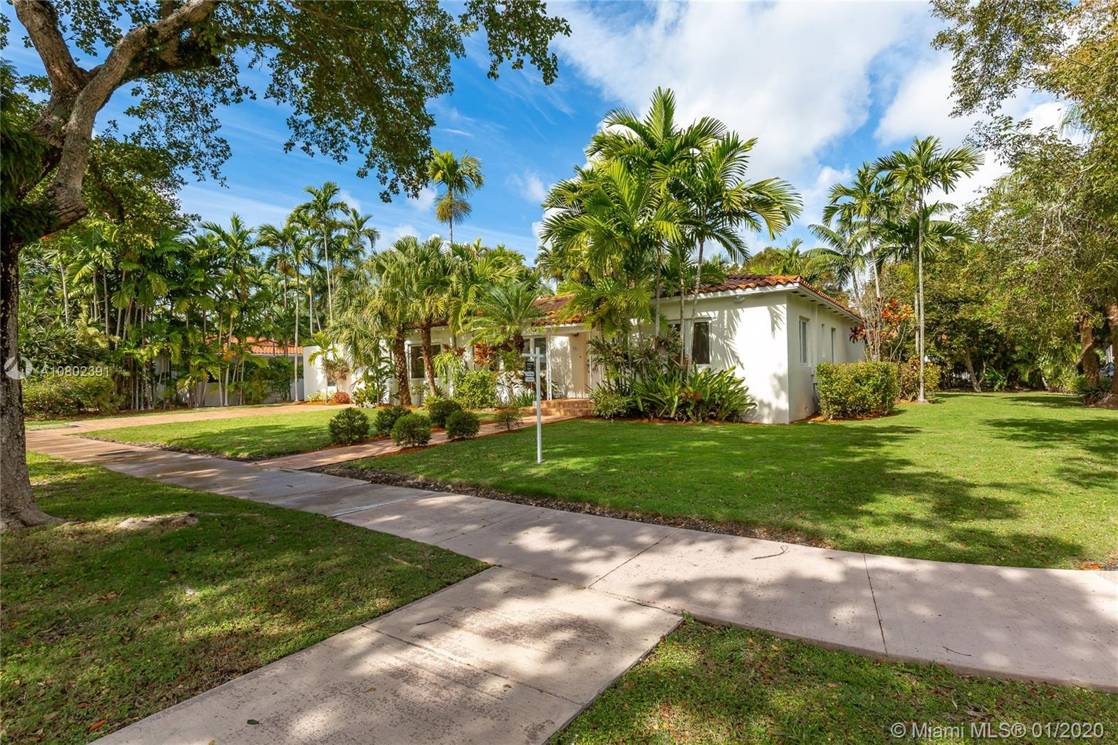 505  Palermo Ave  For Sale A10802391, FL