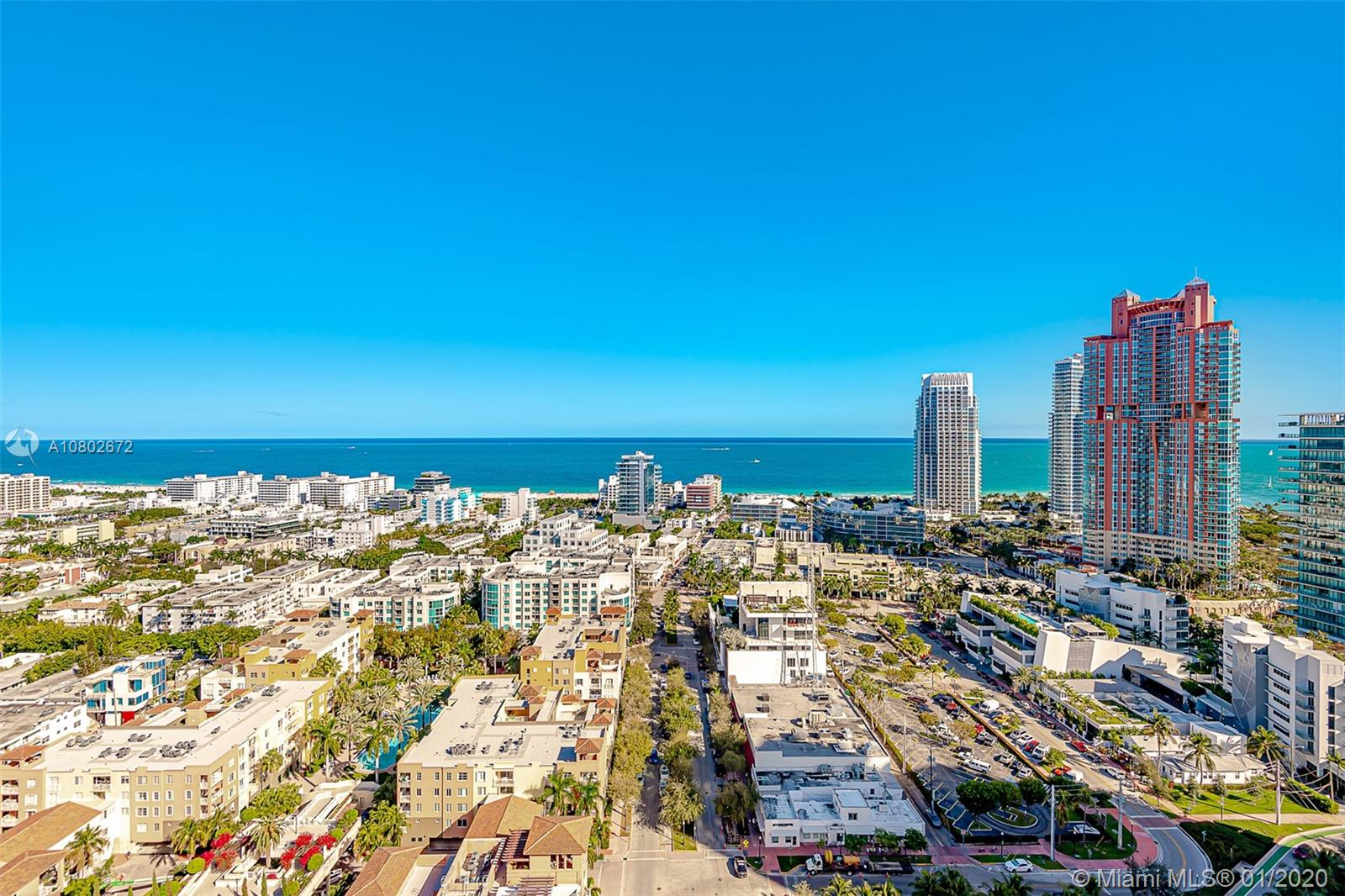 90  Alton Rd #2905 For Sale A10802672, FL