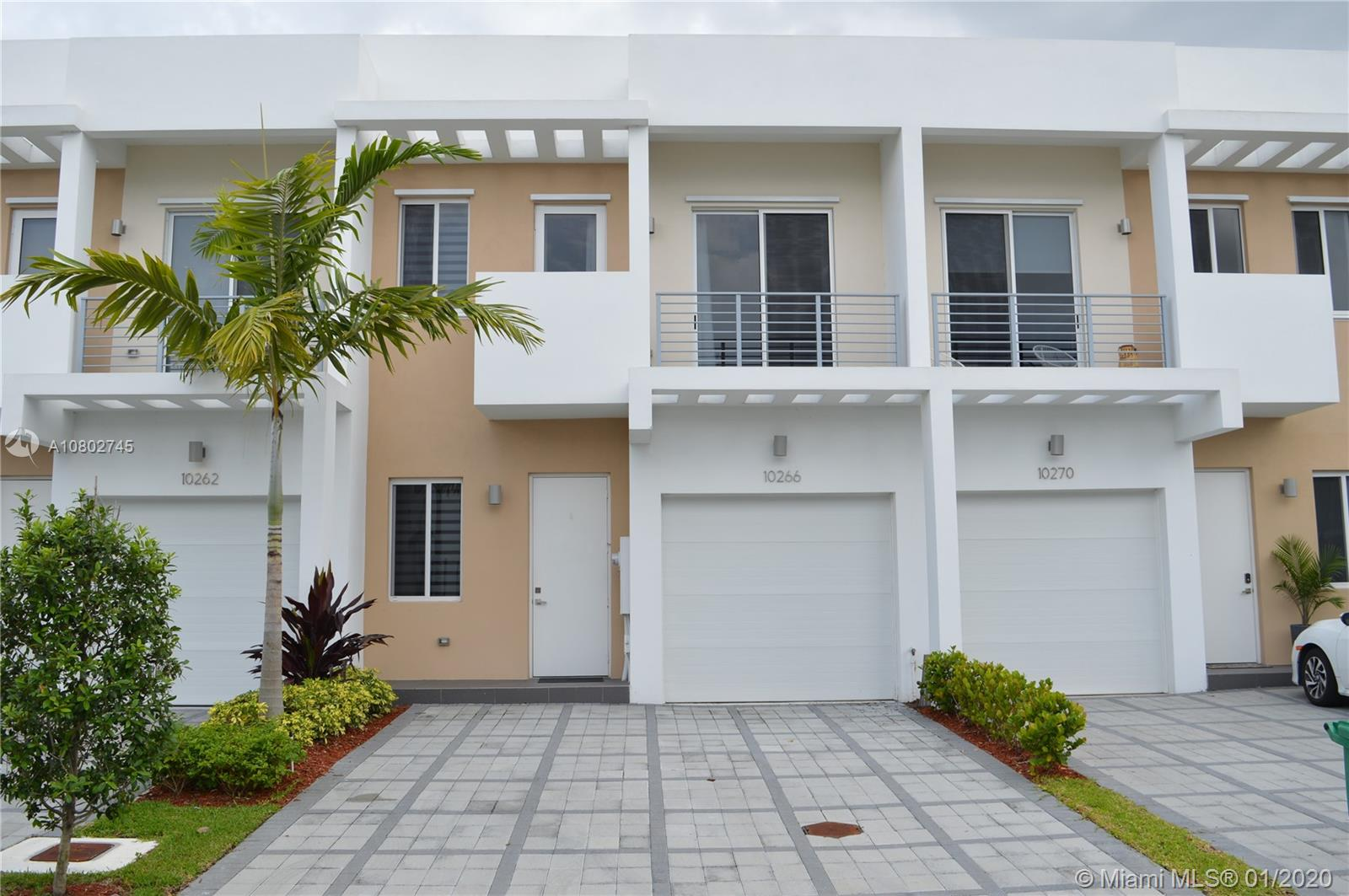 10266 NW 72nd Ter #10266 For Sale A10802745, FL