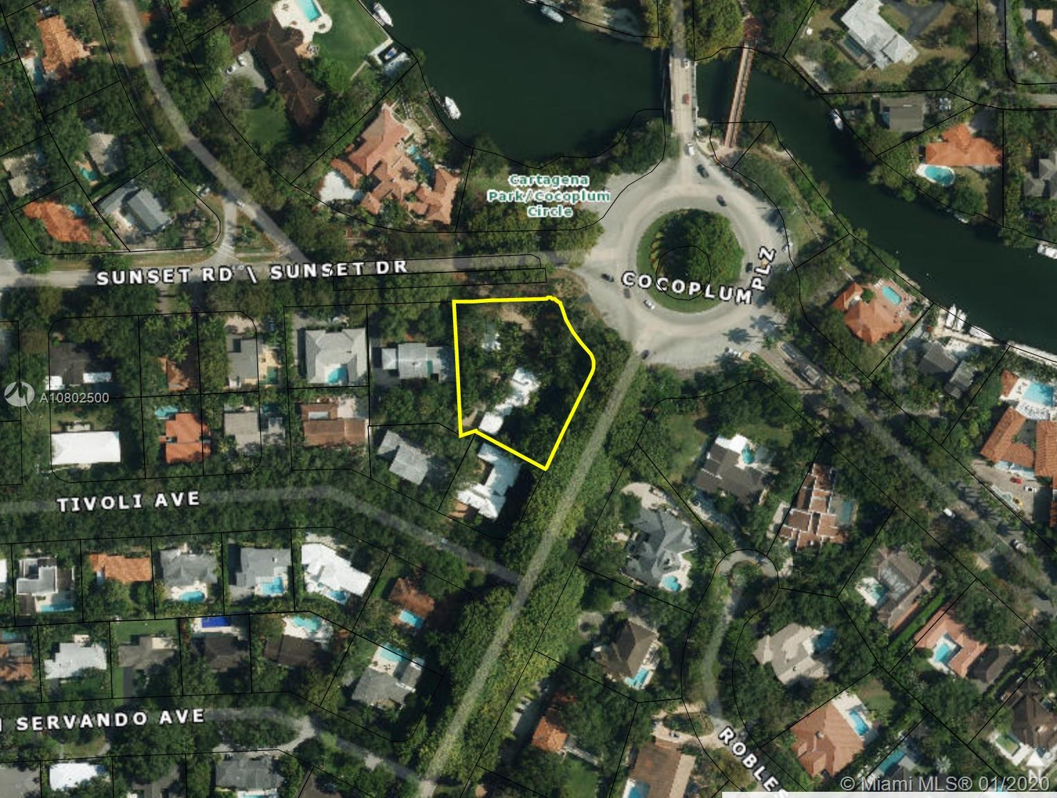 7000  Old Cutler Rd  For Sale A10802500, FL