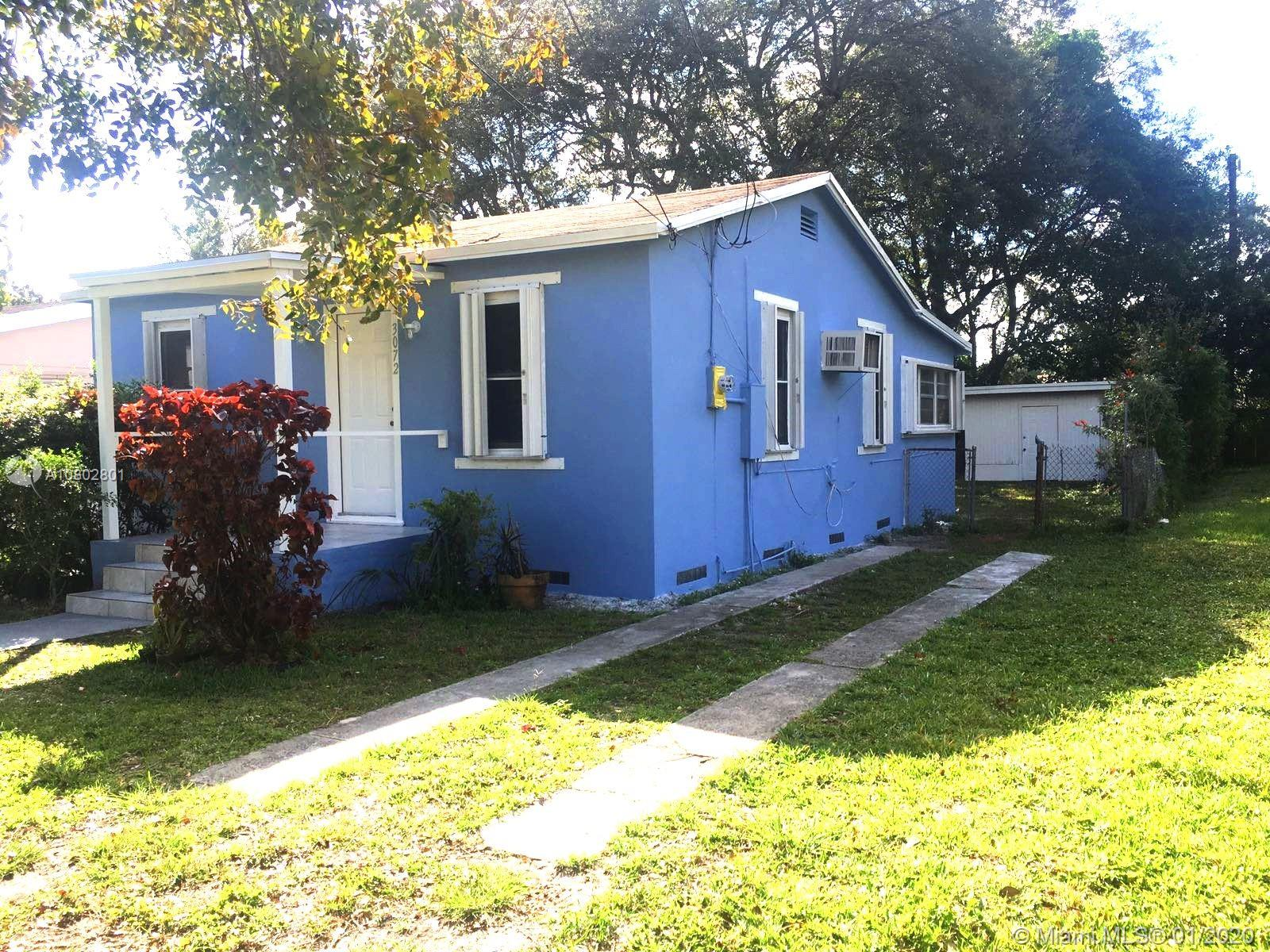 3072 NW 58th  St  For Sale A10802801, FL