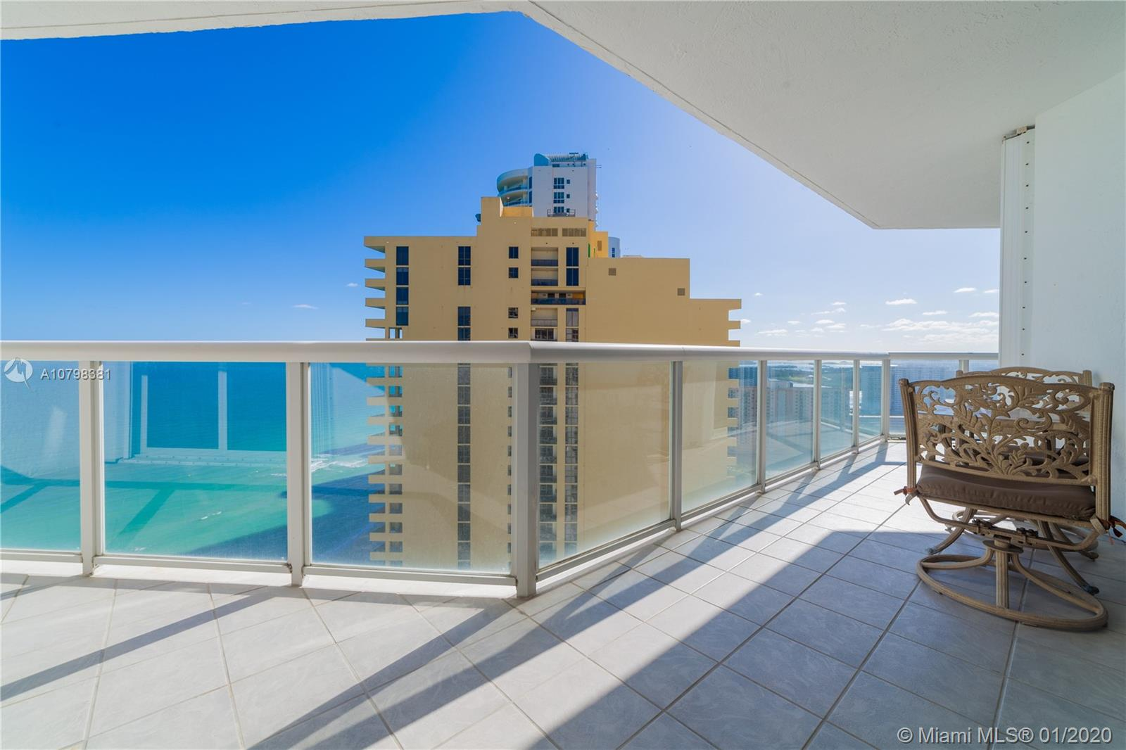 16425  Collins Ave #2712 For Sale A10798381, FL