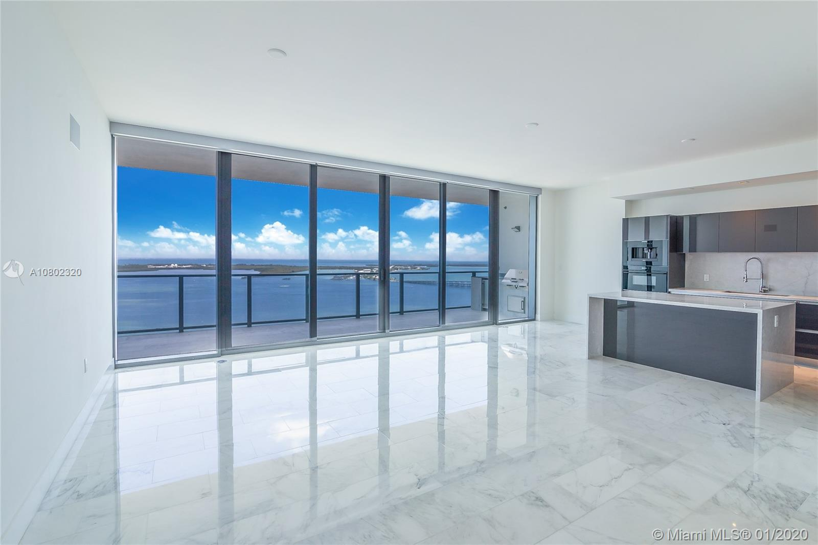 1451  Brickell Ave #4001 For Sale A10802320, FL