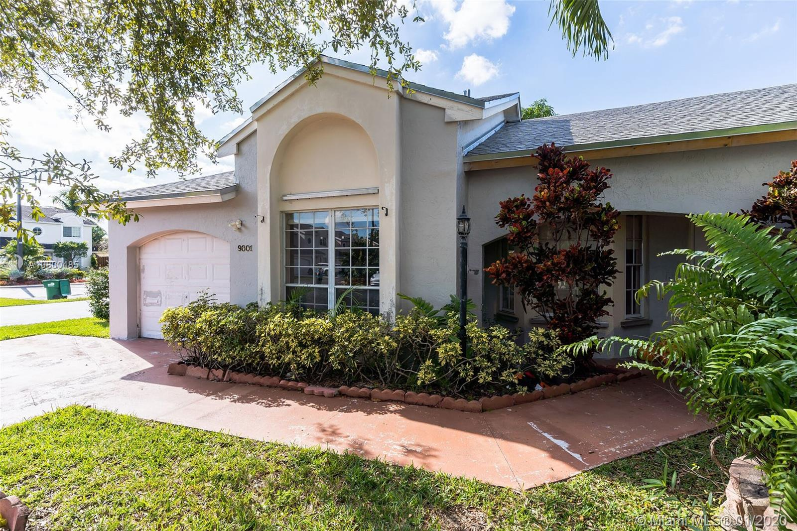 9801 NW 51st Lane  For Sale A10800485, FL