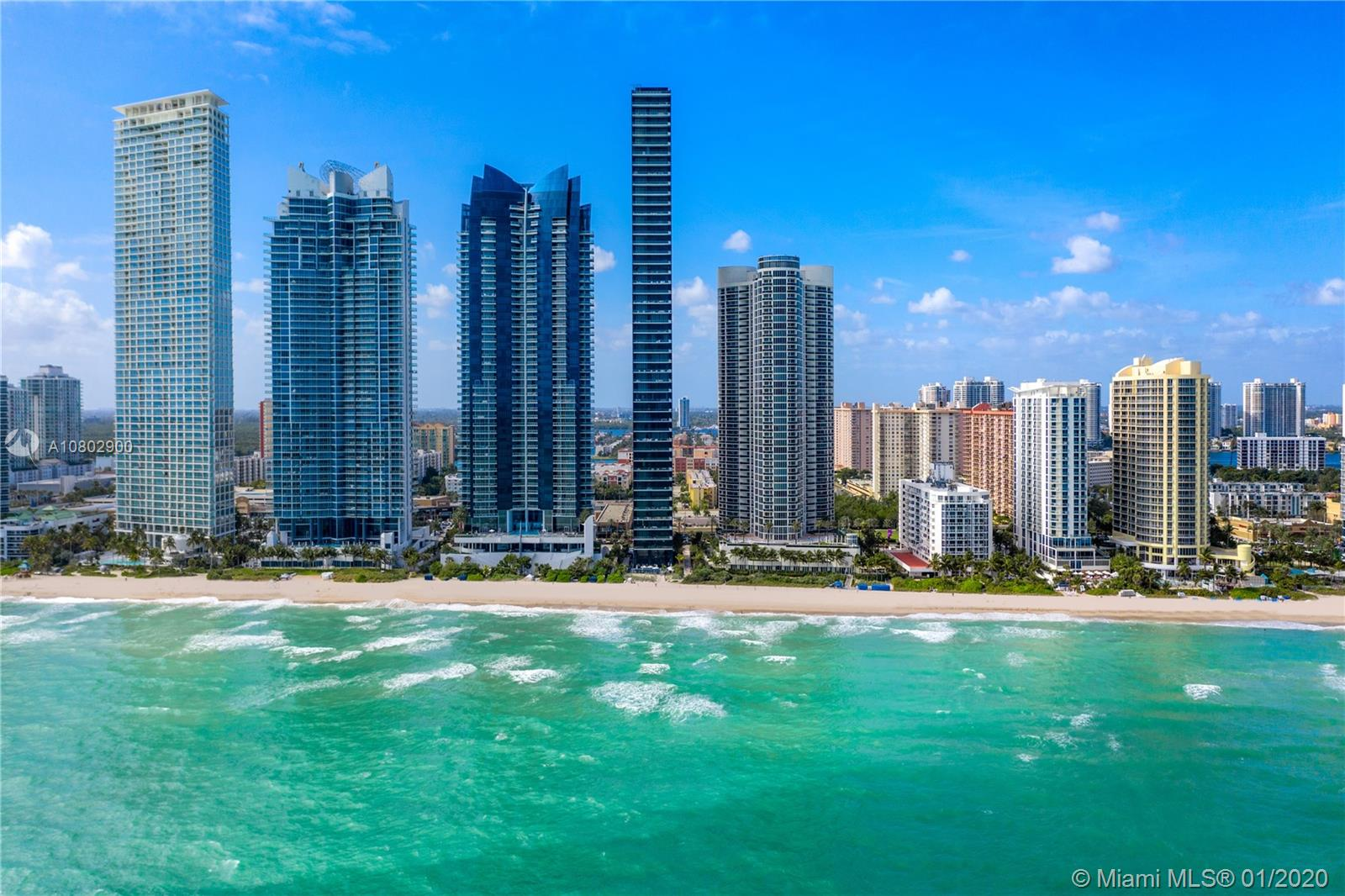 17141  Collins Ave #3802 For Sale A10802900, FL